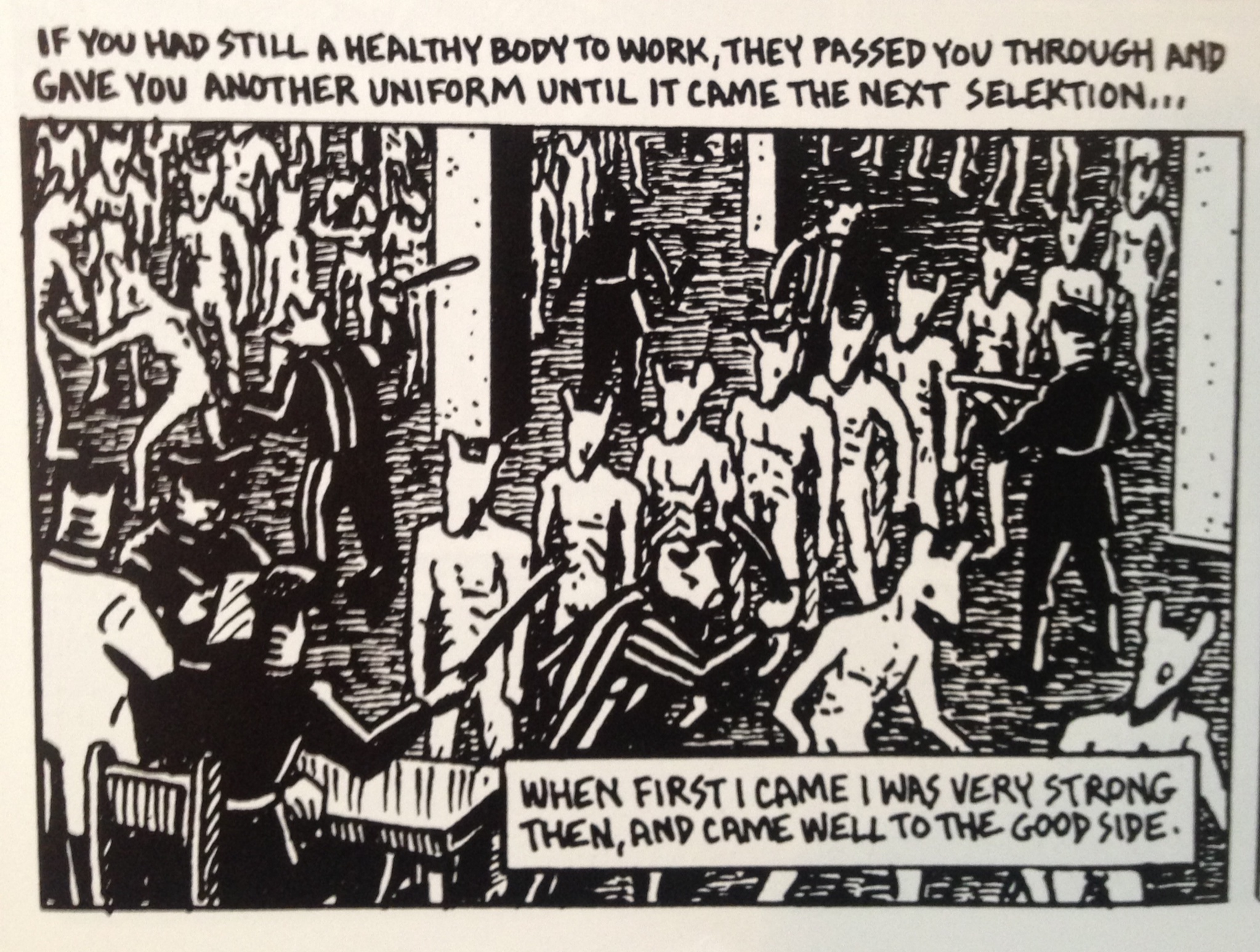 ones individual journey through the holocaust in art spiegelmans graphic novel maus a survivors tale